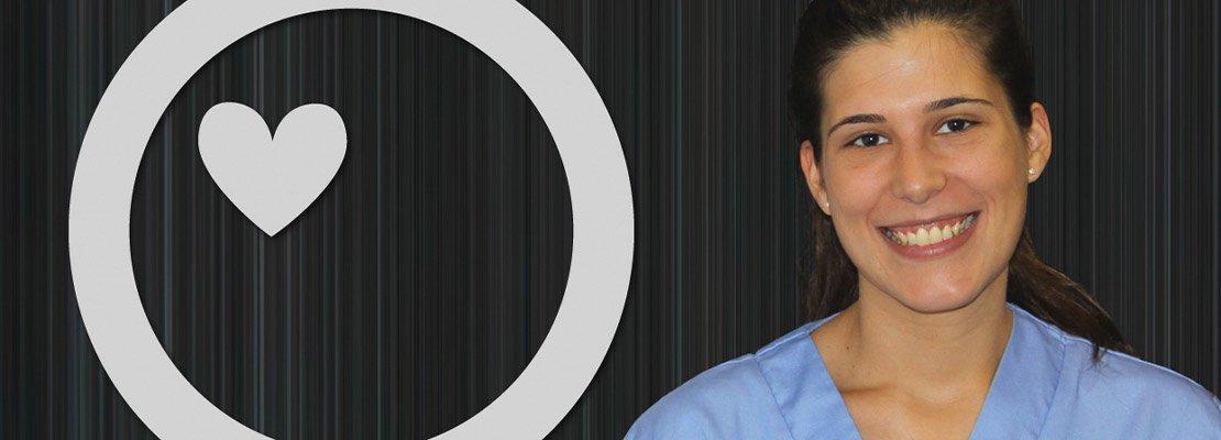Cristina Cañavate - Enfermera