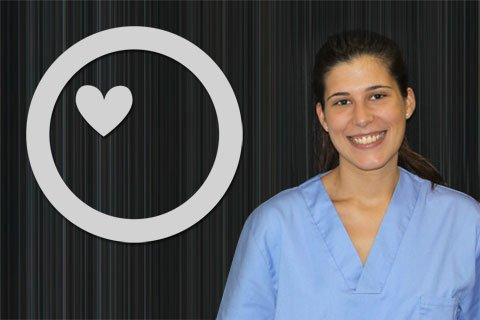 Cristina Cañavate - Infirmière