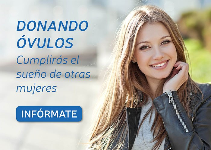 Campaña Especial Donación de Óvulos