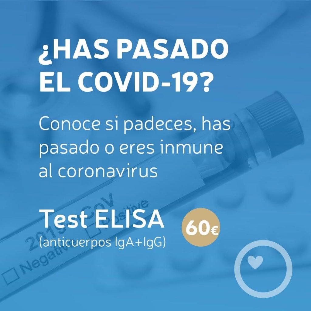 En Fertility Madrid hacemos las pruebas para el covid-19