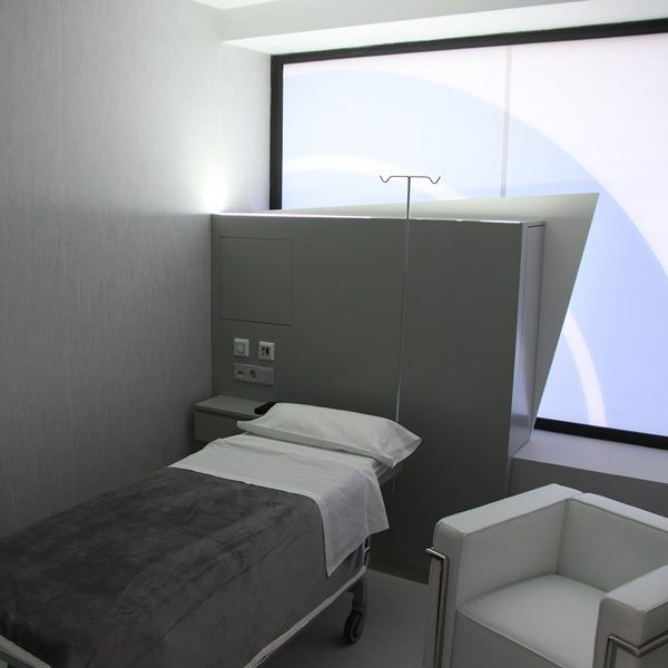 fertility clinic in madrid instalations